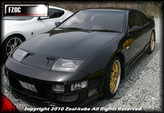 FAIRLADY Z owner's club FZOC member's 会長 Z32