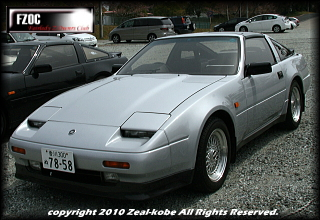 FAIRLADY Z owner's club FZOC member's Z31