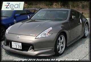 FAIRLADY Z owner's club Zeal kobe 総幹事 〇さわ Z34