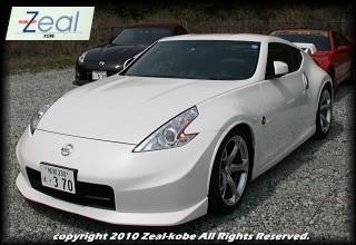 FAIRLADY Z owner's club Zeal kobe member HIDE Version nismo Z34